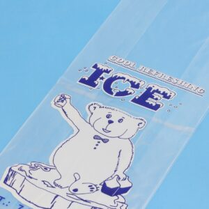 Ice Bag - 20 lbs Capacity