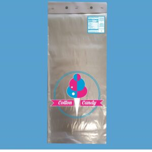 Printed Large Super Jumbo Cotton Candy Bags